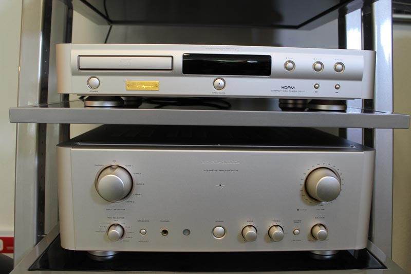 Marantz PM-16 CD-17 Ki